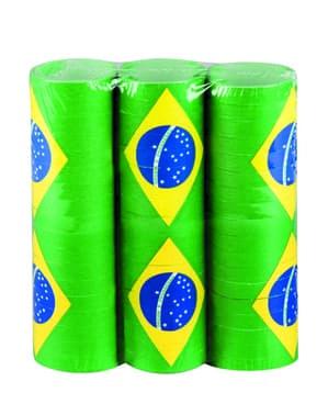 Zestaw serpentyny Brazylia