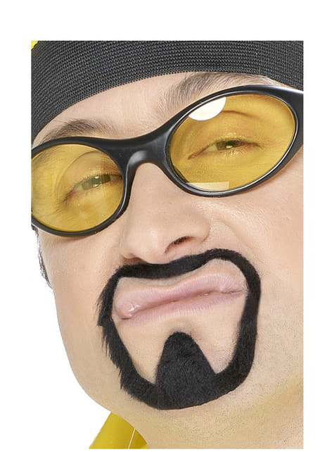 Rapper Overskæg og Fipskæg