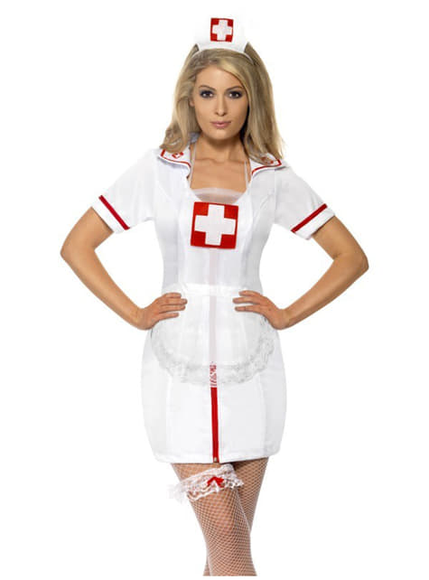 Conjunto de enfermeira sexy Classic