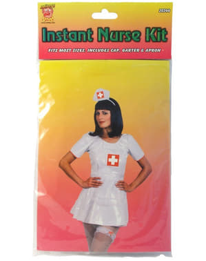 Pakket sexy verpleegster classic