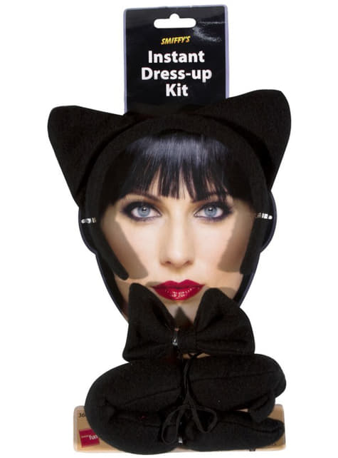 Set costume gatto