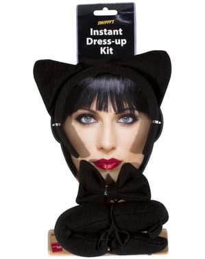 Kit de petit chat classique pour femme