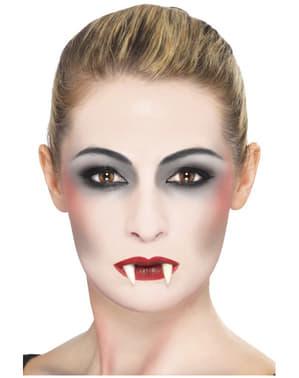 Sæt med vampyr make-up