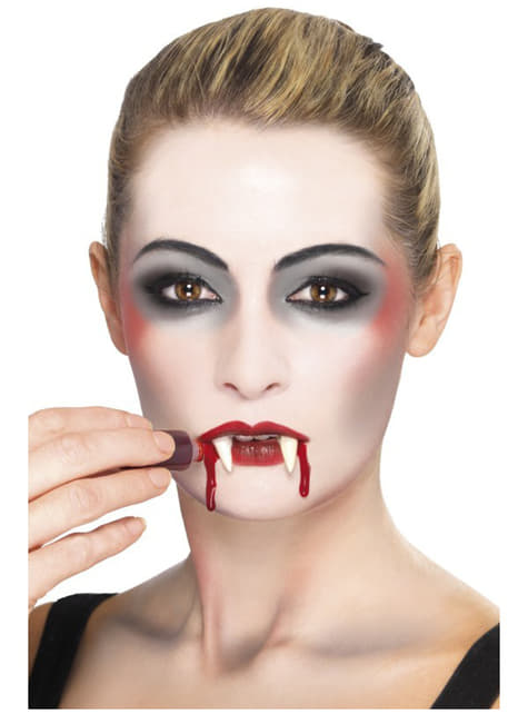 Conjunto de Maquilhagem de vampiro