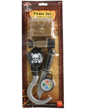 Conjunto de pirata Classic
