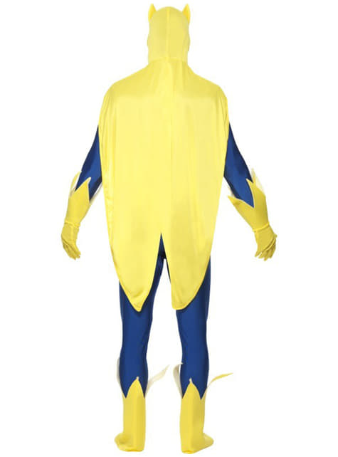Banaanimies asu aikuiselle