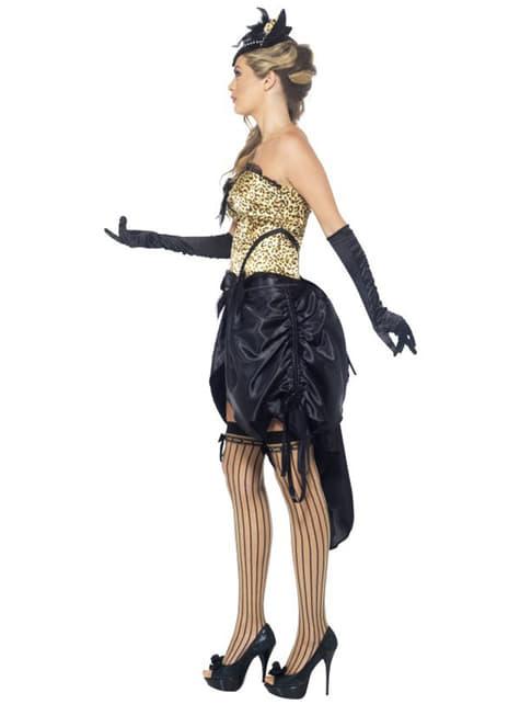 Disfraz de burlesque Kitty - original