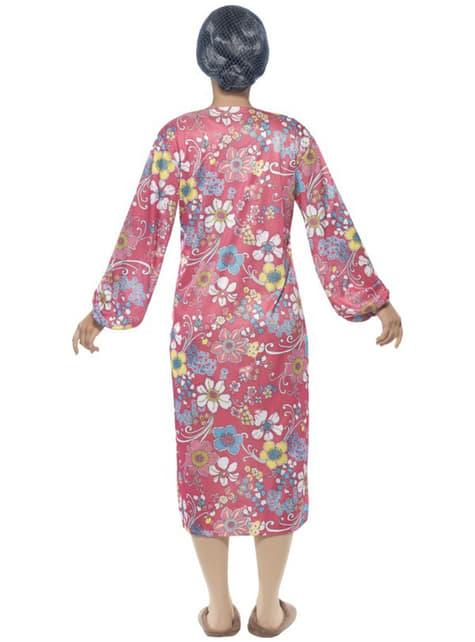 Exhibitionistisch oma kostuum
