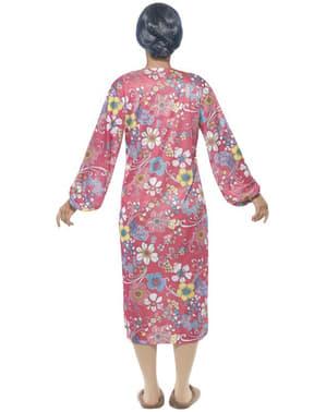 Costume da nonna esibizionista