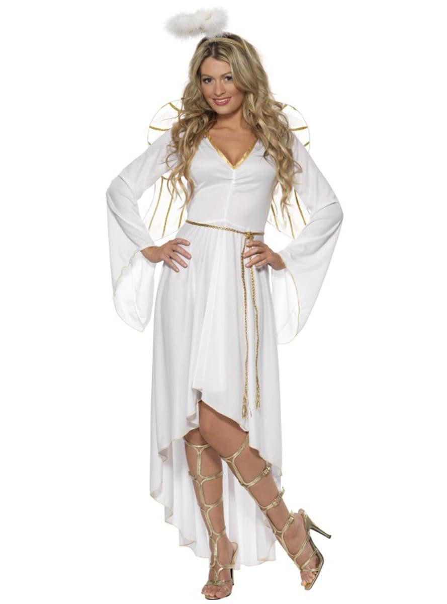 Disfraz de ngel para adulto funidelia - Disfraz de angel nino ...