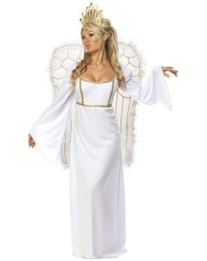 Elegant Engel Kostyme Voksen