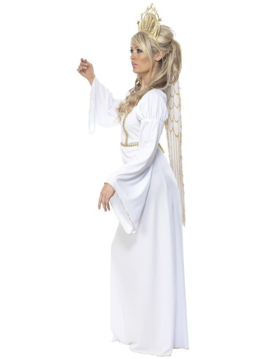 Elegant Angel Adult Costume