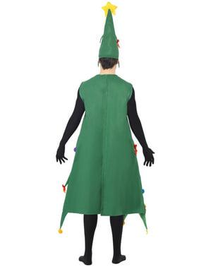 Розкішний костюм різдвяної ялинки для дорослих