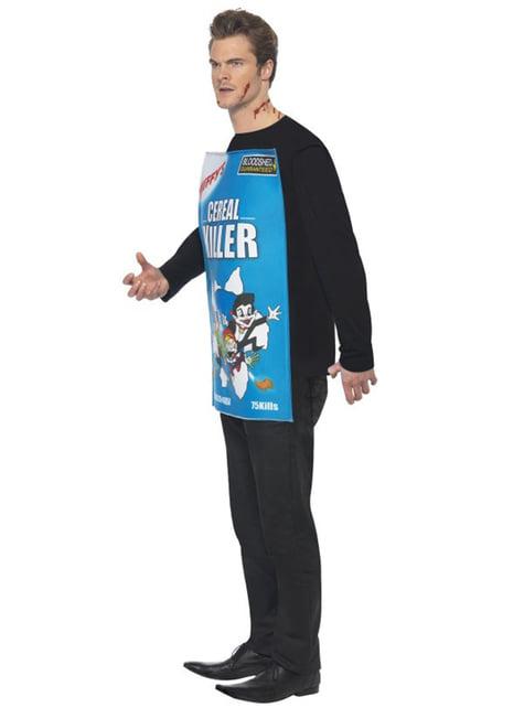 Cereal Killer Adult Costume