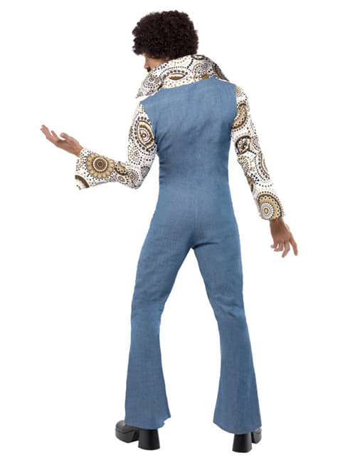 Fun Disco Dancer Adult Costume