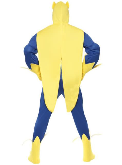 Disfraz de Bananaman deluxe para hombre - hombre