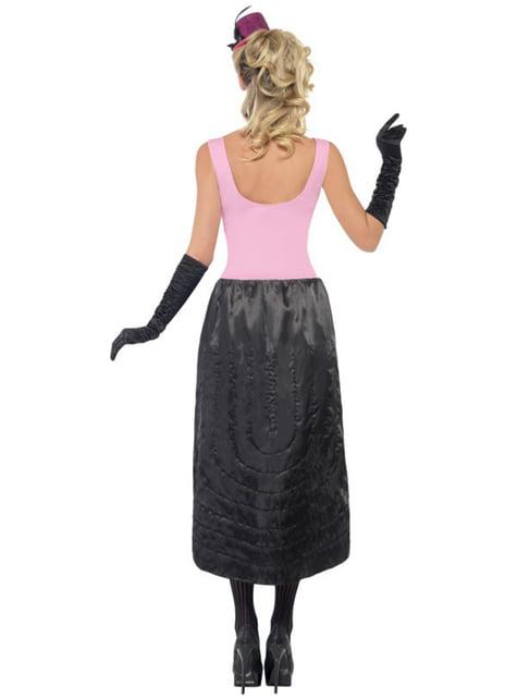 Disfraz de burlesque sexy para mujer - mujer