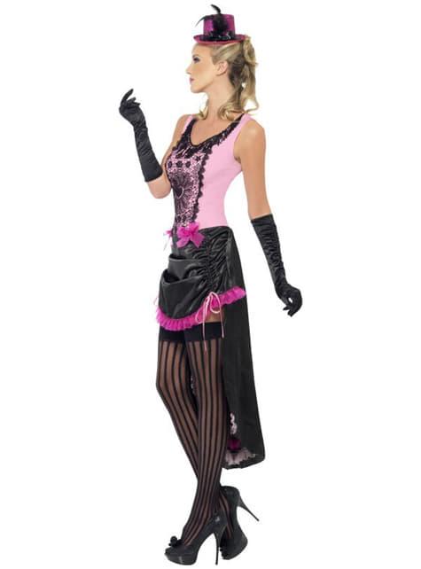 Disfraz de burlesque sexy para mujer - original