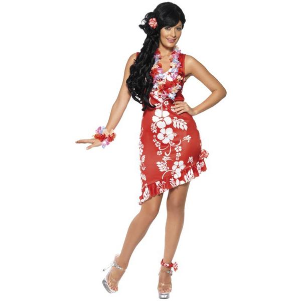 Oferta: Disfraz de belleza hawaiana