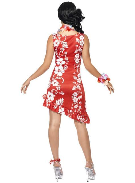 Costum de frumusețe hawaiană