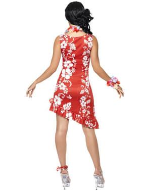 Dámský kostým havajská kráska