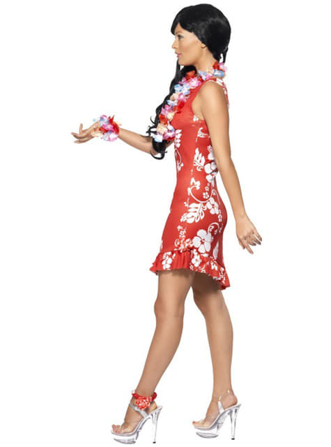 Hawaiiaanse schoonheid Kostuum