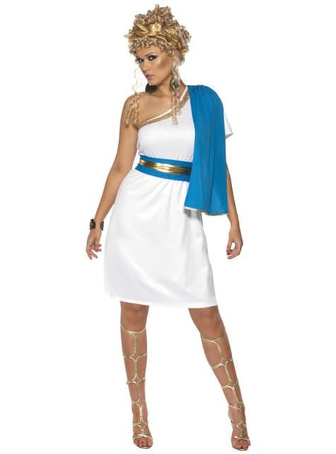Romersk Skjønnhet Kostyme Voksen
