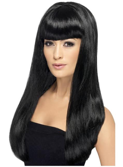Sexy Black Wig