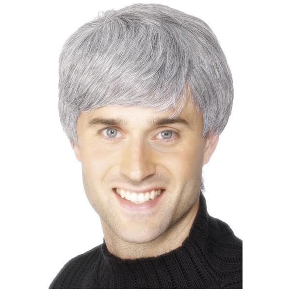 Oferta: Peluca corporativa gris