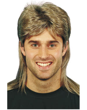 80s Style Wig for Men