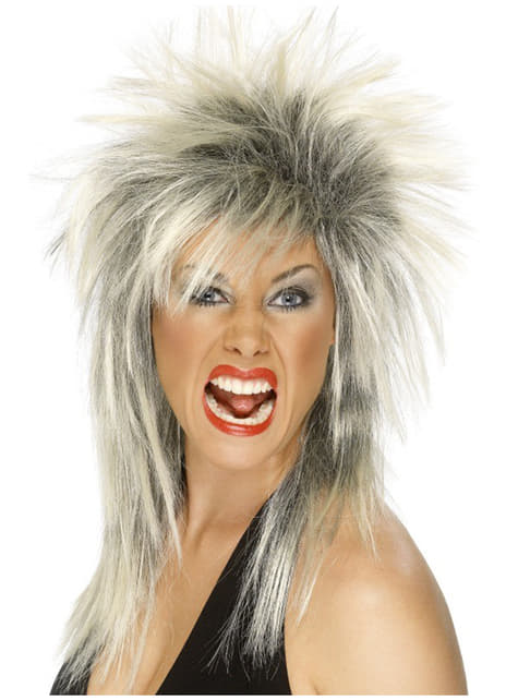 Perruque Tina Turner