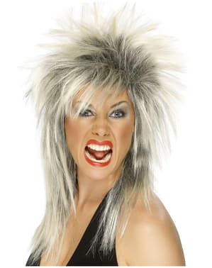 Peruca de Tina Turner