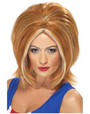 Peruca Spice Girls Geri