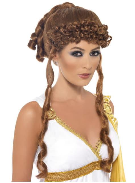 Parrucca Elena di Troia
