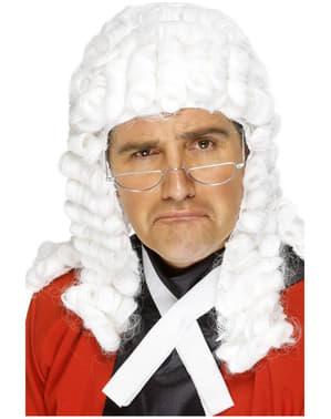 Peruca de juiz