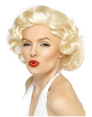 Paruka Marilyn Monroe deluxe