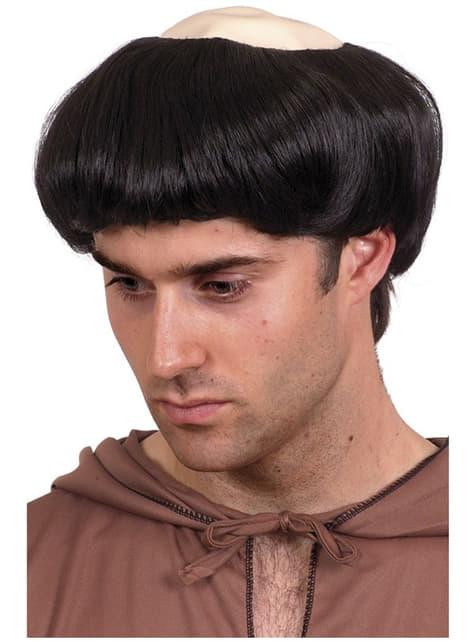 Monk Wig