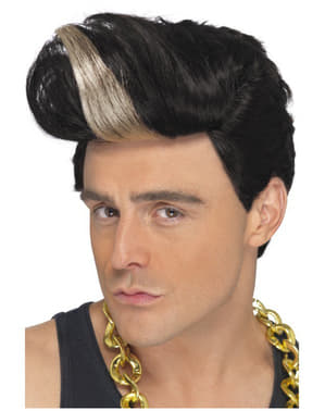 50s Wig with Toupee