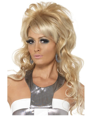 Королева краси перуку