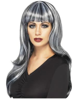 Gotisk sjöjungfru Peruk