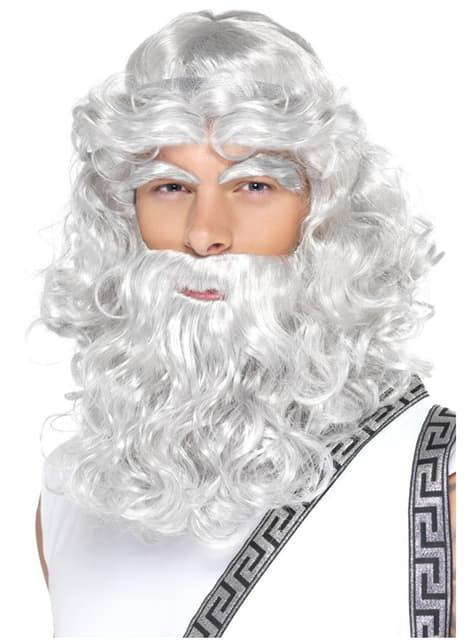 Zeus Pruik