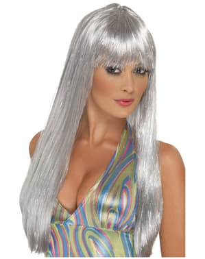 Disco Wig with Brillaintine