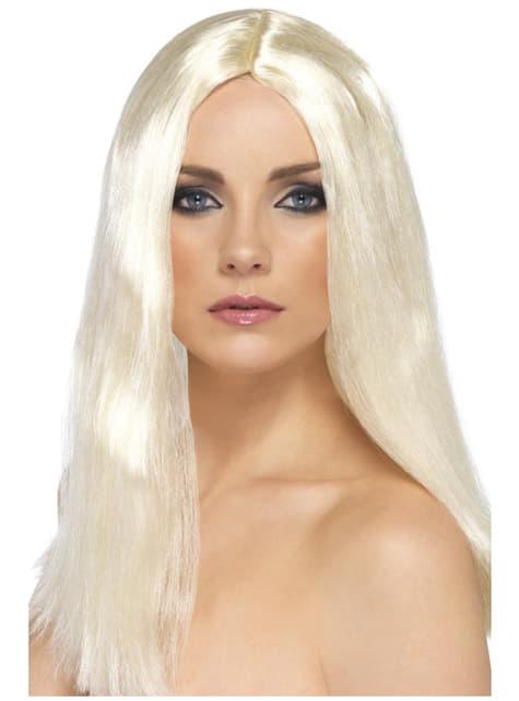 Elegant Blonde Wig