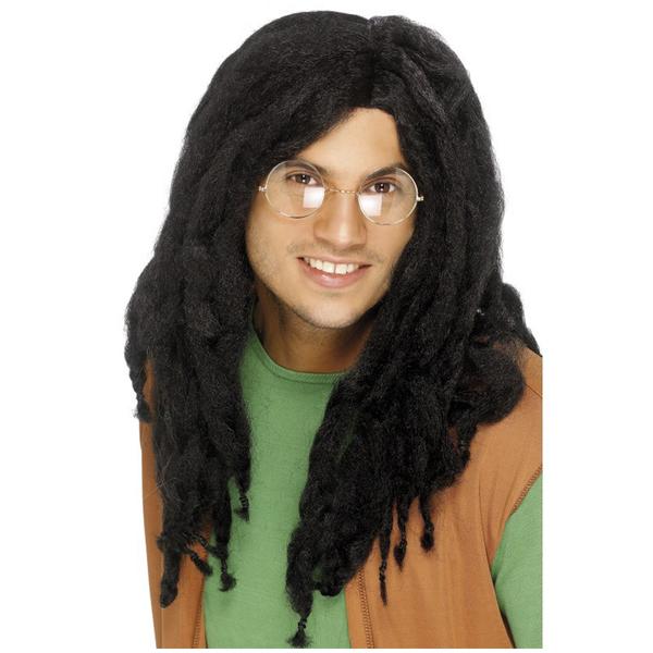 Oferta: Peluca rastafari negra