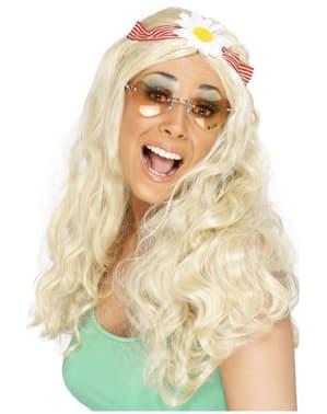 Peruka wspaniała blond