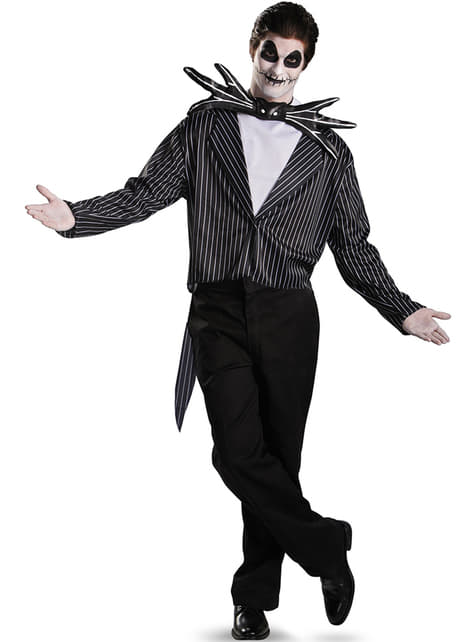 Disfraz de Jack Skellington Pesadilla Antes de Navidad