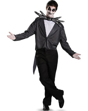 Jack Skellington: The Nightmare Before Christmas Adult Costume