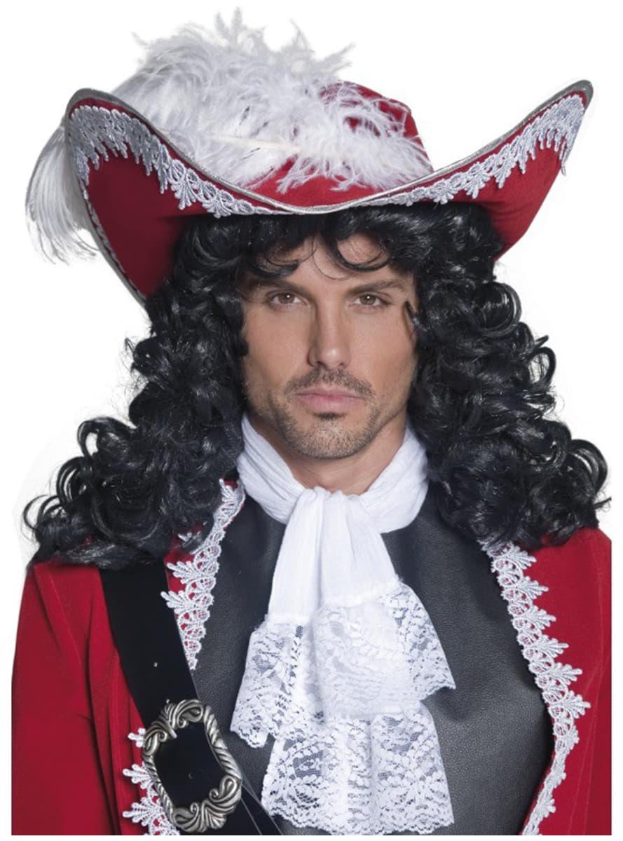 Deluxe Capitano Costume Cappello