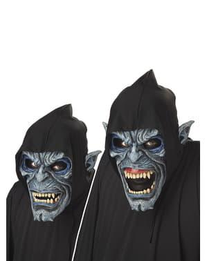 Deluxe Animert Natt Tyv Maske