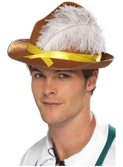 Баварська капелюх